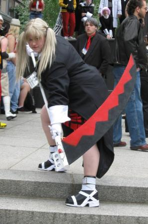 Maka Albarn from Soul Eater worn by blue_eyed_fairy