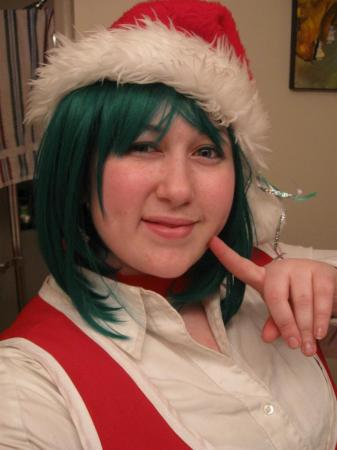 Ranka Lee from Macross Frontier worn by blue_eyed_fairy