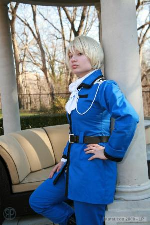 Wolfram from Kyou Kara Ma Ou worn by Selphie Fairy