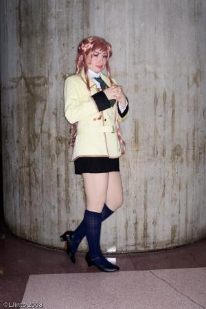 Euphemia Li Britannia from Code Geass worn by Selphie Fairy