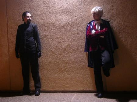 The Master from Doctor Who worn by Hitori