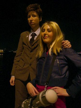 Rose Tyler from Doctor Who worn by Hitori
