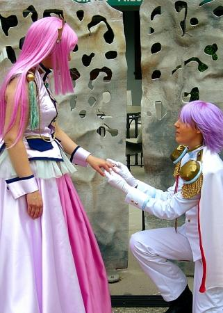 Prince Dios from Revolutionary Girl Utena worn by Hitori