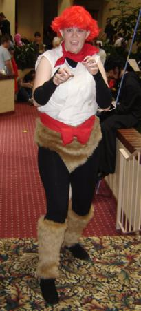 Karan from Inuyasha