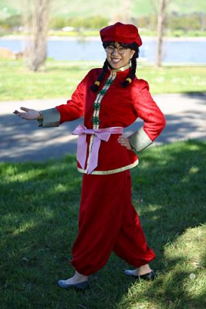 Kouran Ri from Sakura Wars