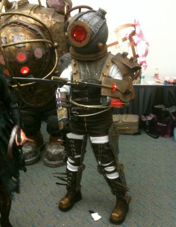 Big Sister from Bioshock 2
