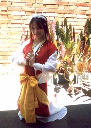 Miaka Yuuki from Fushigi Yuugi worn by Ruby Meliamme