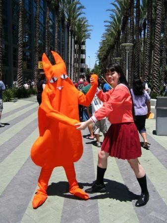 Sakaki from Azumanga Daioh