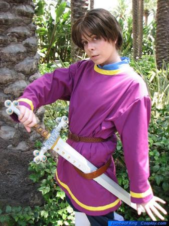 Arren from Gedo Senki: Tales from Earthsea worn by Hanyaan