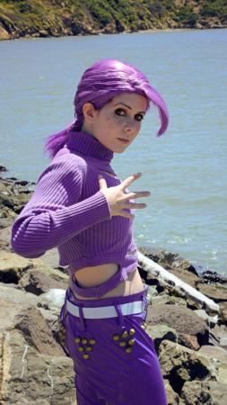 Vinegar Doppio from Jojo's Bizarre Adventure worn by Hanyaan