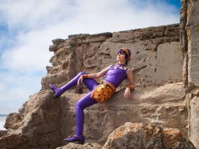 Narancia Ghirga from Jojo's Bizarre Adventure