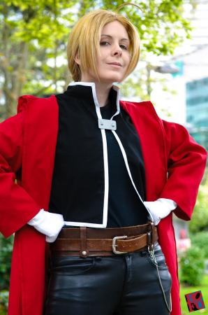 Edward Elric from FullMetal Alchemist: Brotherhood worn by Hanyaan