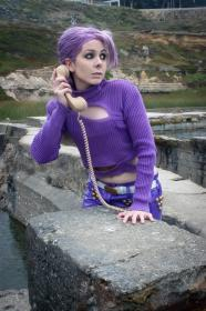 Vinegar Doppio from Jojo's Bizarre Adventure