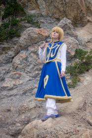 Kurapika from Hunter X Hunter