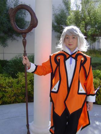 Raine Sage from Tales of Symphonia worn by Hoshikaji