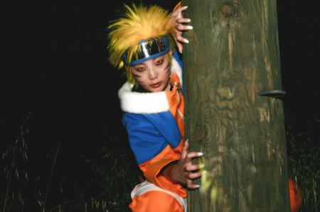 Naruto Uzumaki from Naruto worn by Hoshikaji