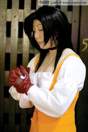 Garnet til Alexandros the 17th from Final Fantasy IX