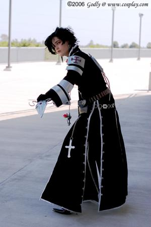 Monica Argento from Trinity Blood worn by arkadia