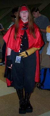 Vincent Valentine from Final Fantasy VII