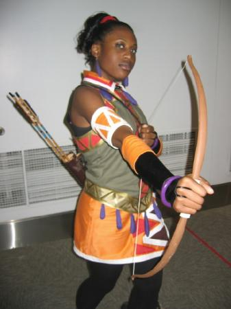 Aila from Suikoden III