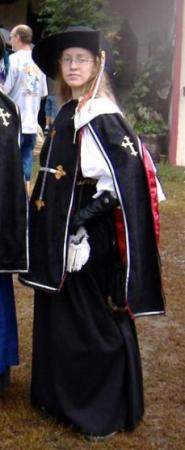 Musketeer from Original:  Historical / Renaissance worn by Countess Lenore