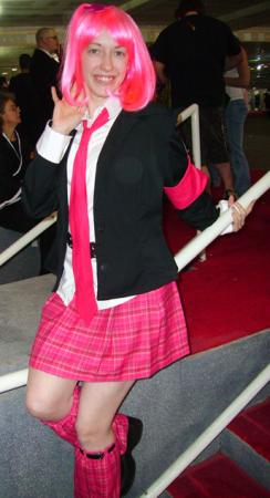 Amu Hinamori from Shugo Chara! worn by Countess Lenore