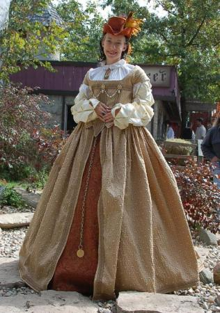 Countess Lenore Veres from Original:  Historical / Renaissance