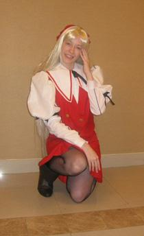Himeko Kurusegawa from Kannazuki no Miko worn by Countess Lenore