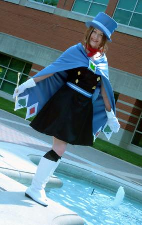 Trucy Wright from Apollo Justice: Ace Attorney worn by Countess Lenore