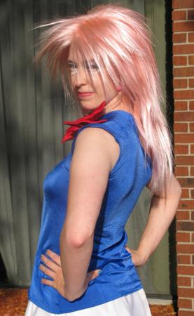 Jem from Jem and the Holograms worn by Countess Lenore