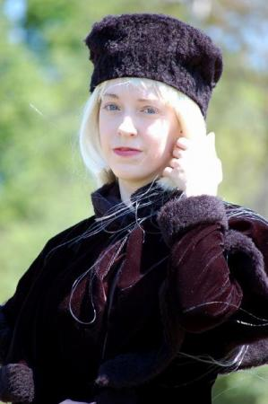 Maetel from Galaxy Express 999 worn by Countess Lenore