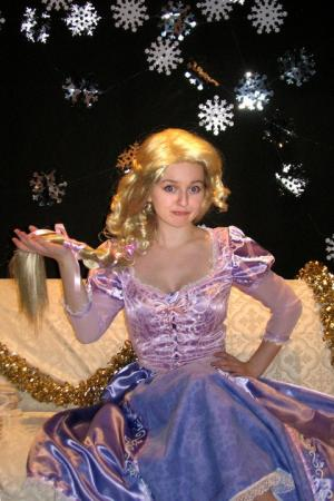 Rapunzel from Tangled worn by Kyuuto Otome