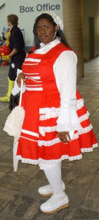 Rosenrot from Original: Gothic Lolita / EGL / EGA worn by Aa-Chan