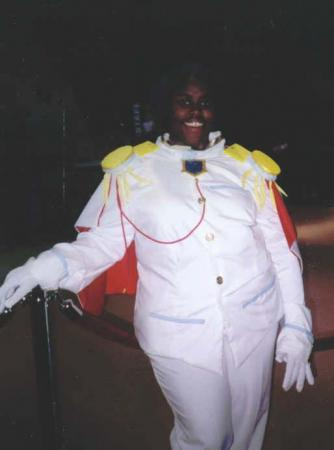 Prince Dios from Revolutionary Girl Utena worn by Aa-Chan