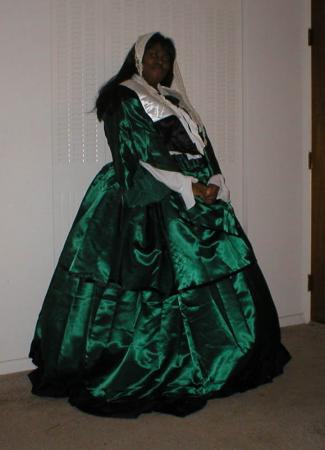 Suiseiseki from Rozen Maiden worn by Aa-Chan