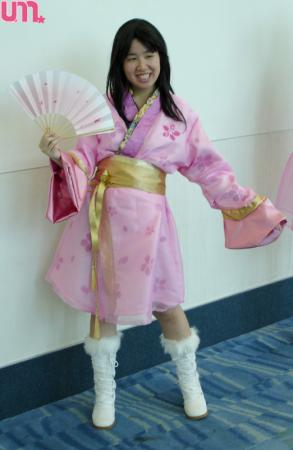 Risa Niigaki from Morning Musume Sakura Gumi