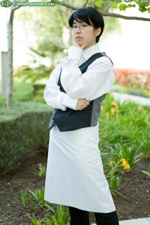 Kyoya Ootori from Ouran High School Host Club worn by Kawaii Aya