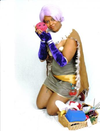 Alchemist from Ragnarok Online worn by Ciarathallya