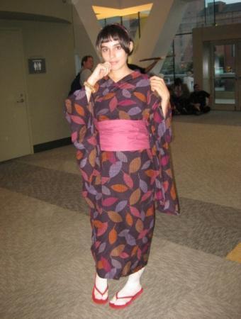 Tsunetsuki Matoi from Sayonara Zetsubo Sensei worn by digisake