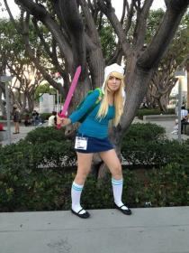 Fionna from Adventure Time with Finn and Jake worn by digisake