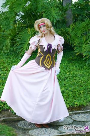 Millerna Sara Aston from Vision of Escaflowne worn by Lillyxandra