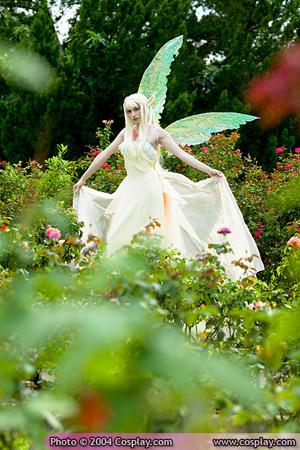The Windy from Card Captor Sakura worn by Lillyxandra