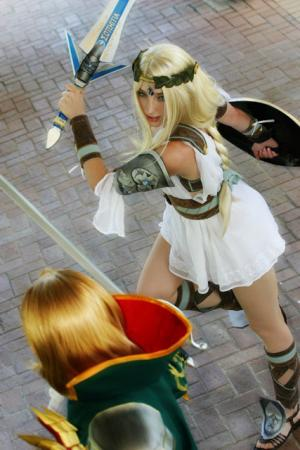 Sophitia Alexandra from Soul Calibur 3