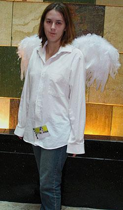 Setsuna Mudo from Angel Sanctuary worn by Bounty