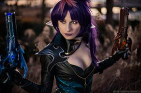 Asmodian from Aion Online  by Pixie Kitty