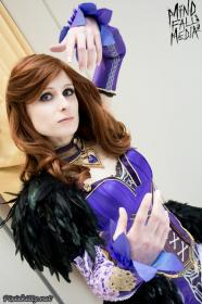Wizard from Granado Espada  by Pixie Kitty