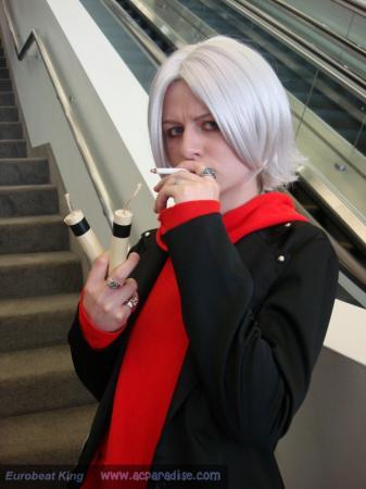Hayato Gokudera from Katekyo Hitman Reborn! worn by keikana
