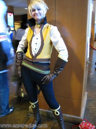 Guy Cecil from Tales of the Abyss