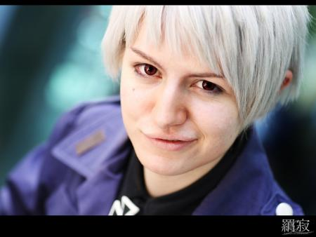Prussia / Gilbert Weillschmidt from Axis Powers Hetalia worn by keikana