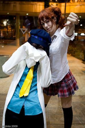 Naoto Shirogane from Persona 4 worn by keikana